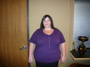Louisiana Weight Loss NOW Challenge - Charnel Webb Update - Living Well with Linda Allred